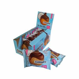 Печенье глазированное с начинкой BombBar CHIKALAB 60г Кокос