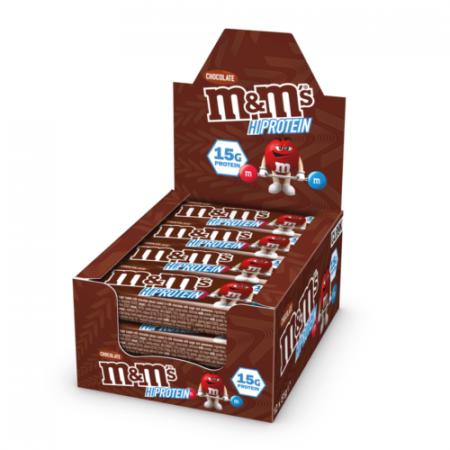 Протеиновый батончик M&M Protein Bar 51г Шоколад
