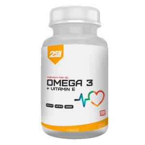 Омега 3+Витамин Е 2SN Omega-3+vitamin e 90 капсул