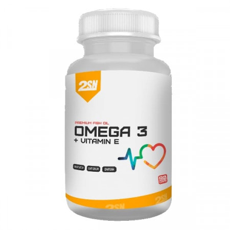 2SN Omega-3+vitamin e 90 caps