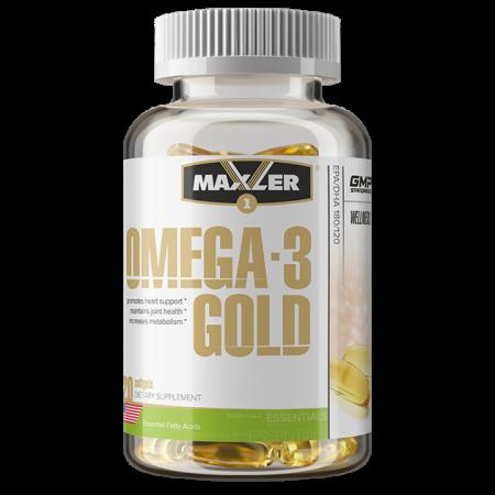 Maxler Omega-3 Gold 120 caps (USA)