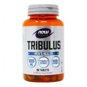 Трибулус NOW Tribulus 1000mg 90 таблеток
