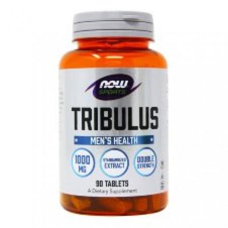 NOW Tribulus 1000mg 90 таблеток