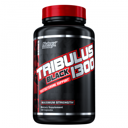 Nutrex Tribulus Black 1300 120 капсул