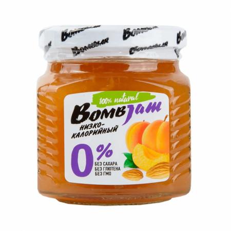 BombBar BombJam 250 г абрикос - миндаль