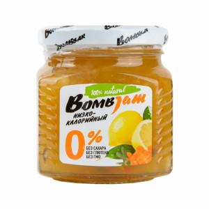 Джем BombBar BombJam 250г Облепиха - лимон