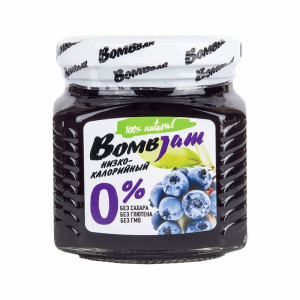 Джем BombBar BombJam 250г Черника - голубика