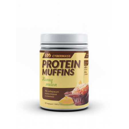 Смесь для приготовления маффинов Cybermass Protein MUFFINS 500г Медовая дыня