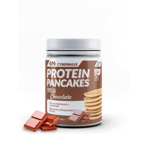 Смесь для блинов Cybermass Protein PANCAKES 500 г Молочный шоколад