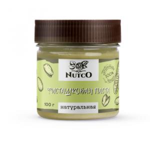 Фисташковая паста натуральная NUTCO 100 гр
