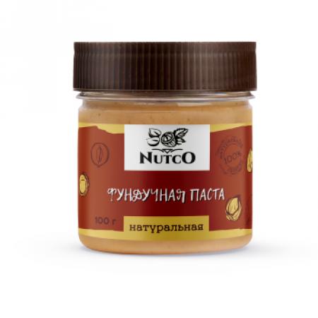 Фундучная паста натуральная NUTCO 100 гр