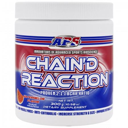 Аминокислотный комплекс APS Nutrition Chain'd-Reaction 300 г ежевика
