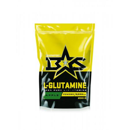 Глютамин BinaSport L-GLUTAMINE POWDER 200 гр