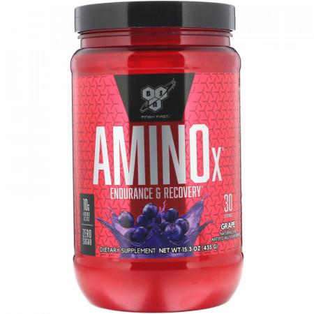 Аминокислоты BSN Amino-X 435г Виноград