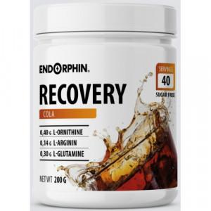 Послетренировочный комплекс Endorphin Recovery (анабол) 200г Кола