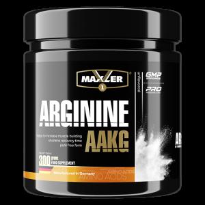 Аминокислоты Аргинин Maxler Arginine AAKG 300г