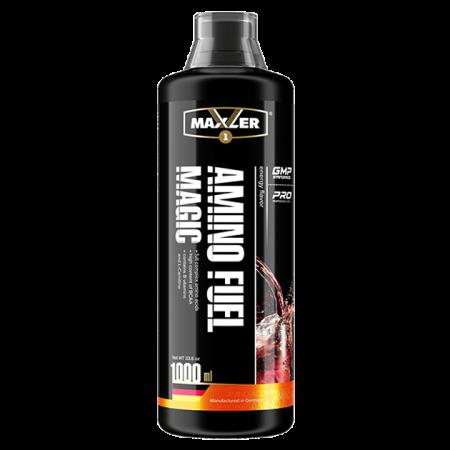 Аминокислоты жидкие Maxler Amino Magic Fuel ред булл 1000 мл