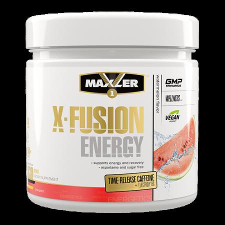Аминокислоты в порошке Maxler X-Fusion Energy 330г арбуз
