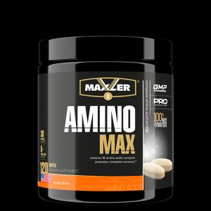 Аминокислоты Maxler Amino Max Hydrolysate 120 таблеток