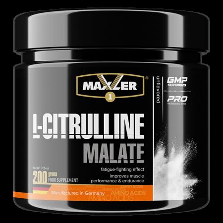Цитруллин Maxler L-Citrulline Malate 200г