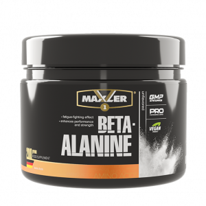 Бета-аланин Maxler Beta-Alanine powder 200г