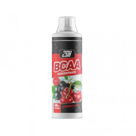 2SN BCAA concentrate 500ml смородина-вишня