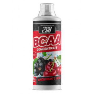 2SN BCAA concentrate 1000мл  смородина-вишня