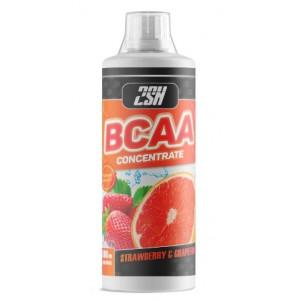 2SN BCAA concentrate 1000мл  клубника-грейпфрут