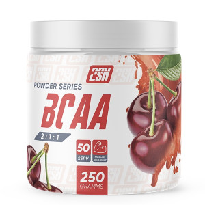 2SN BCAA 2:1:1 powder 250г вишня