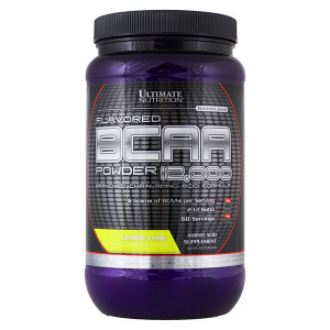 Ultimate Nutrition BCAA 12000 450г Лимон-лайм