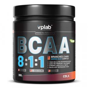 VPLab BCAA 8:1:1 300г Кола
