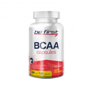 Be First BCAA 120 caps