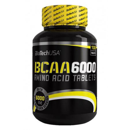BioTech USA BCAA 6000 100 таб