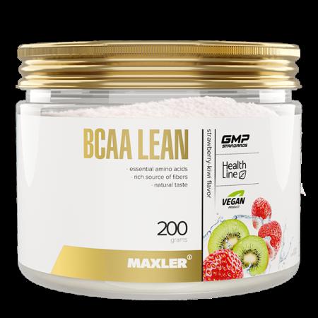 Maxler BCAA Lean (vegan BCAA/Fibers) 200г клубника-киви