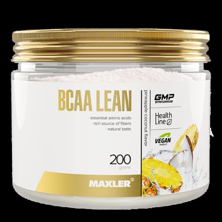 Maxler BCAA Lean (vegan BCAA/Fibers) 200г ананас-кокос