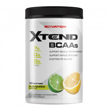 Scivation Xtend BCAA 431г лимон-лайм