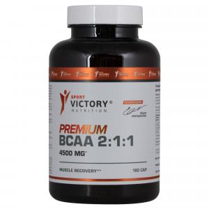 Sport Victory Nutrition Premium BCAA 2:1:1 180 caps