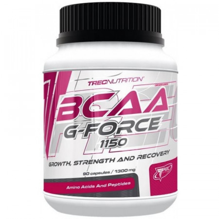 Trec nutrition BCAA G-Force 1150 90 caps