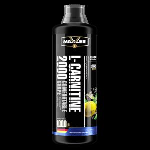 Карнитин Maxler L-Carnitine 1000 мл Лимон-зеленый чай