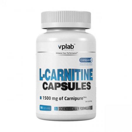 Vplab L-Carnitine 120 caps