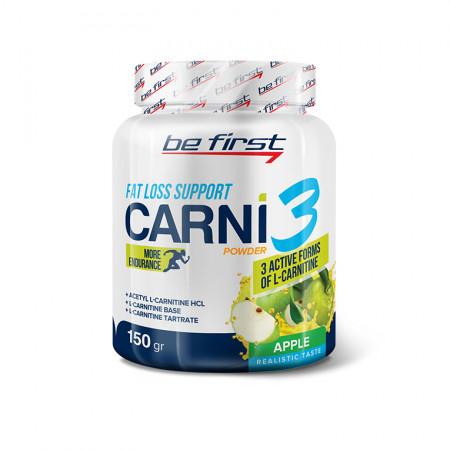 Be First CARNI 3 powder яблоко 150 г