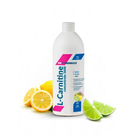 Карнитин CyberMass L-Carnitine  500 Мл Лимон-лайм
