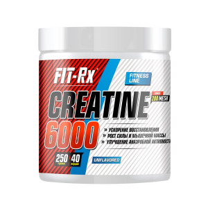 Креатин FIT-Rx Creatine 6000 250г