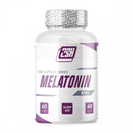 2SN Melatonin 5mg 60 таблеток