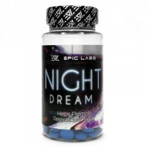 Комбинированная добавка для сна Epic Labs Night Dream 60 таблеток