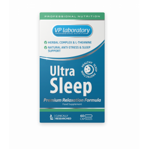 Формула для сна VPLAB Ultra Sleep 60 капсул