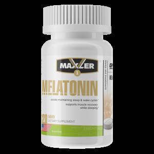 Мелатонин Maxler Melatonin 3 mg 120 таблеток