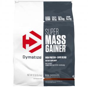 Гейнер Dymatize Super Mass Gainer 5400г  Шоколад
