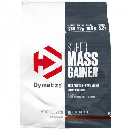 Dymatize Super Mass Gainer 5400г  шоколад