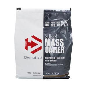 Гейнер Dymatize Super Mass Gainer 5400г Печенье-крем